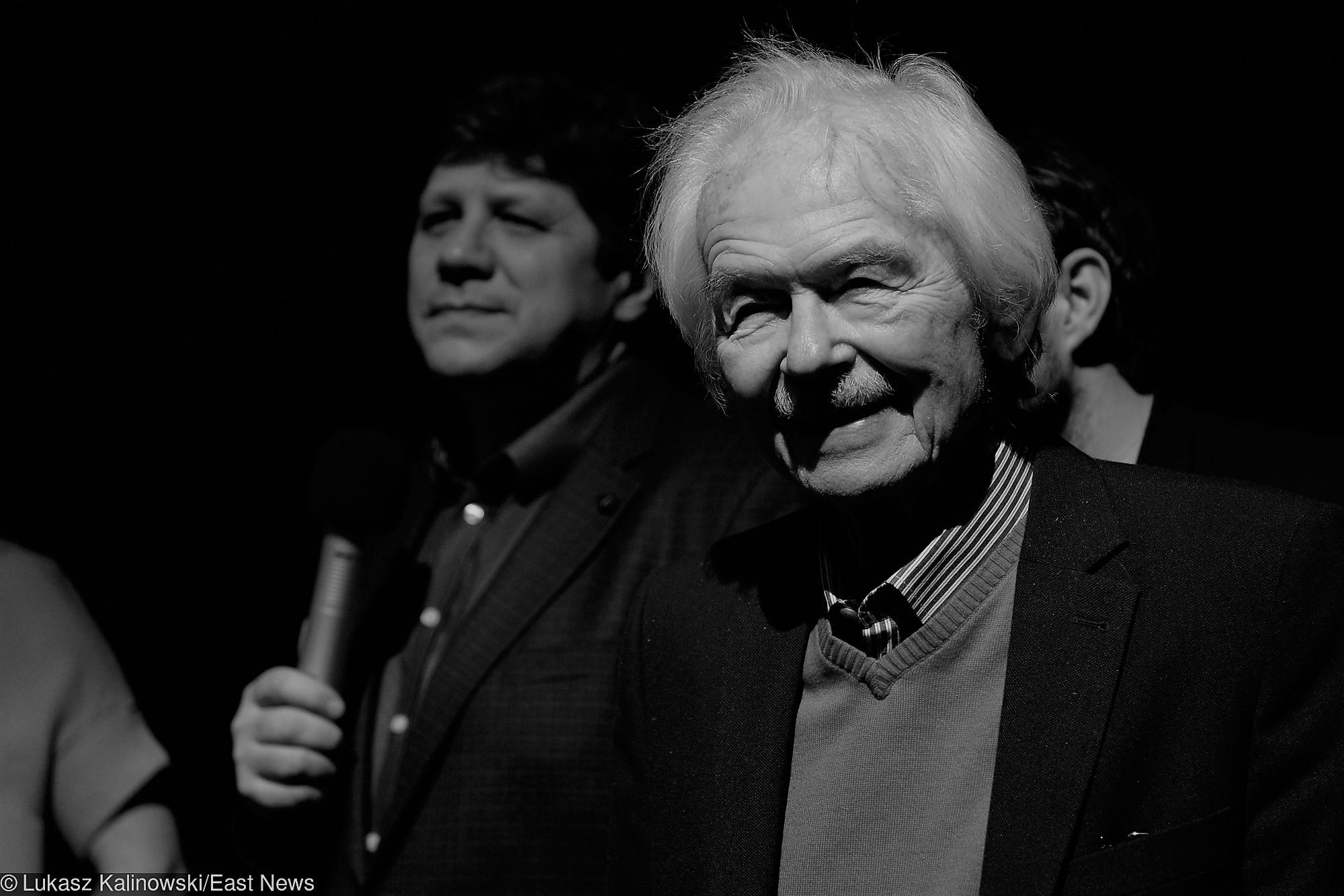 Bernard Krawczyk Nie U017cyje Aktor Znany Z R U00f3l W Filmach