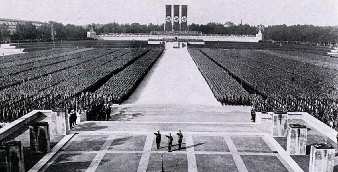 Wielki wiec nazistowskiej partii NSDAP z 1934 roku