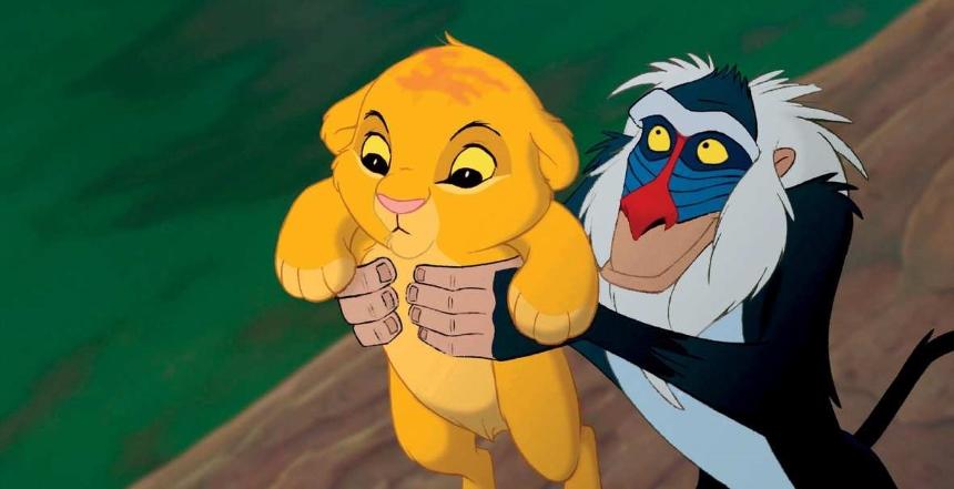"""""""Król lew"""" - dobro zawsze zwycięża, a zło zostaje ukarane"""