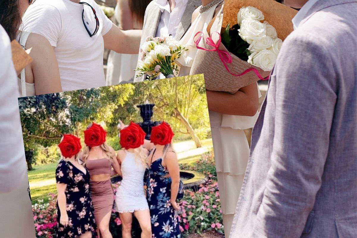 Sukienki na wesele wzbudziły kontrowersje.