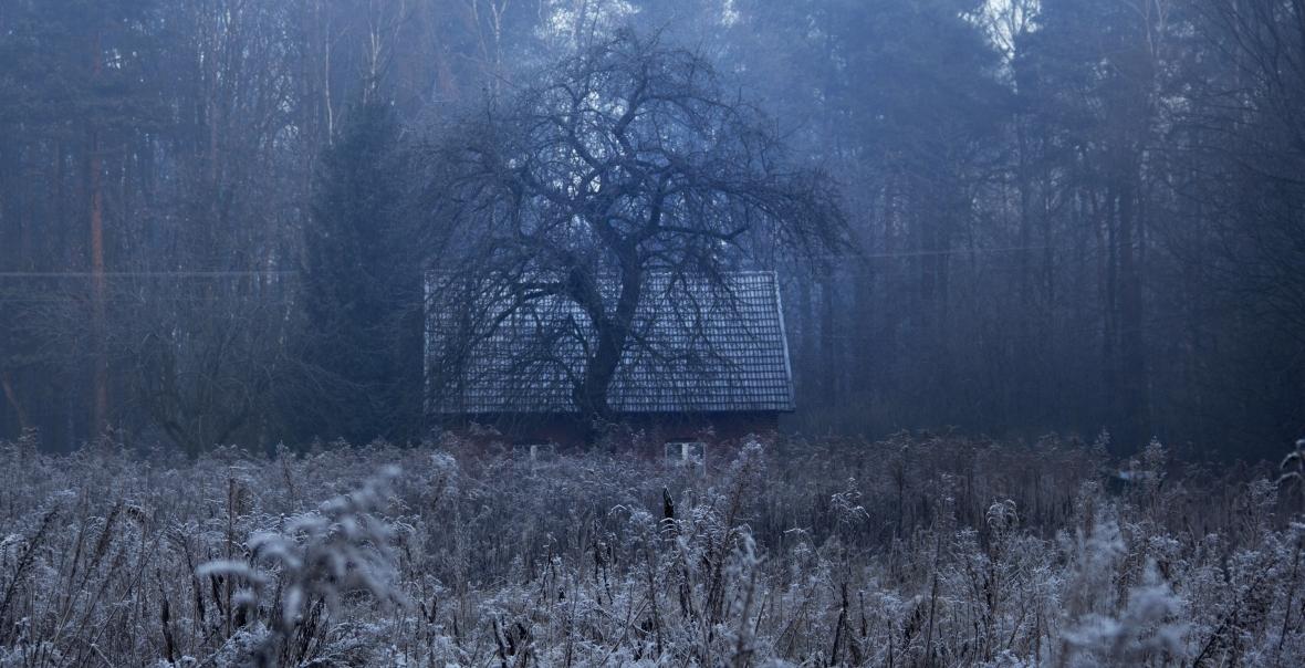 Jeden z Domów Bezdomnych, opisanych przez Dorotę Brauntsch
