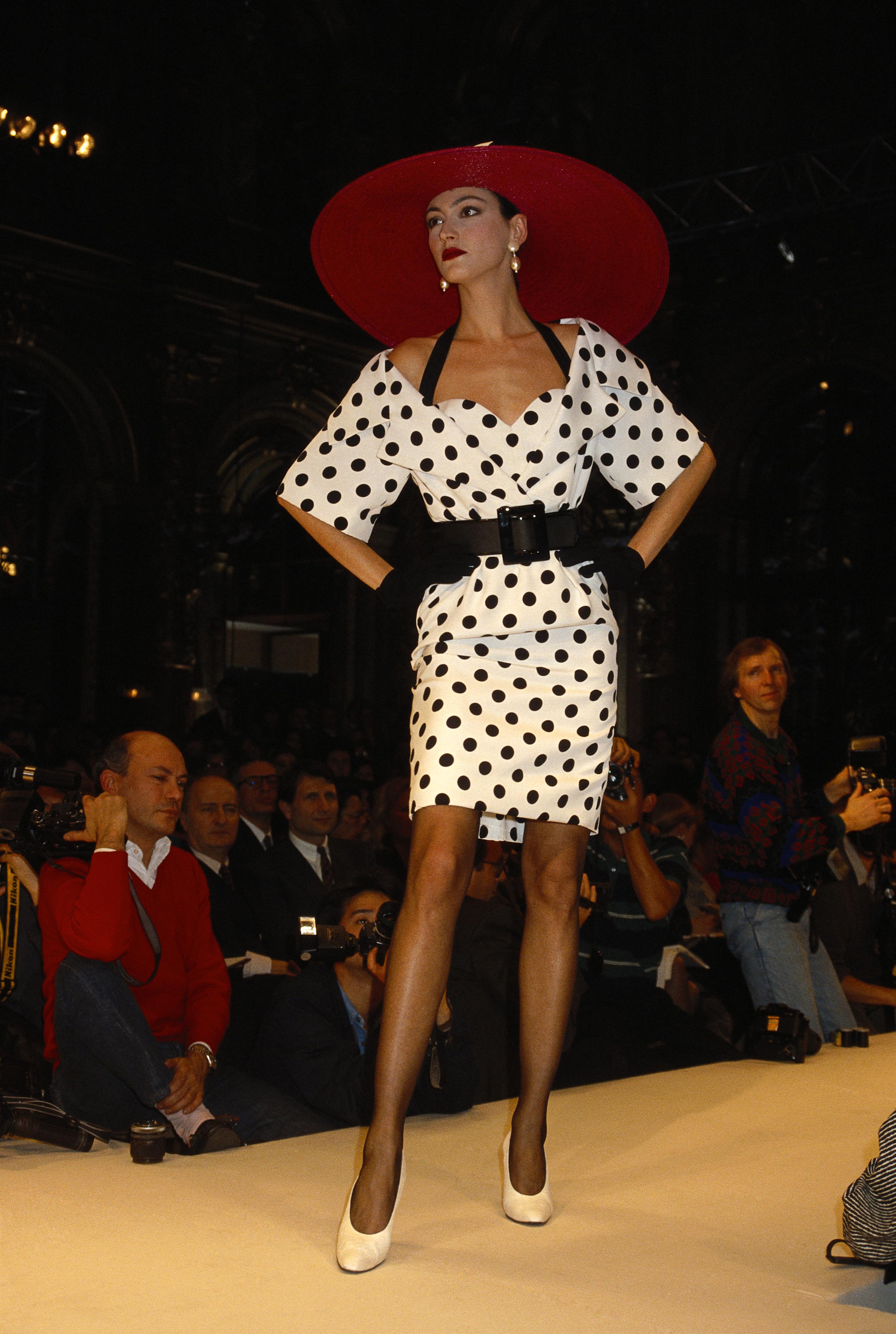 Christian Dior Spring-Summer 1987 Fashion Show