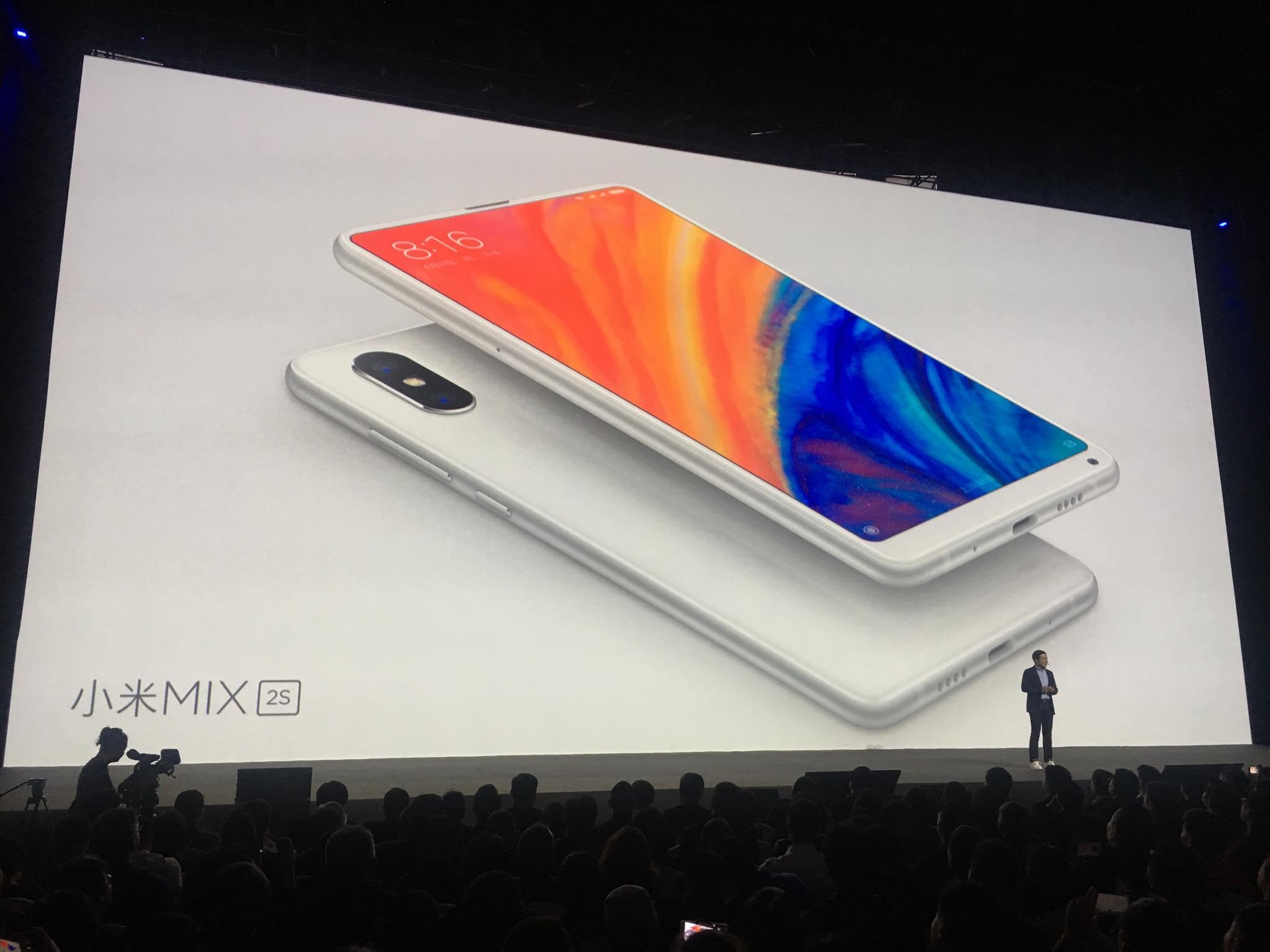 To jeden z najbardziej oczekiwanych flagowc³w roku Na rynku zadebiutował Xiaomi Mi Mix 2s WP Tech