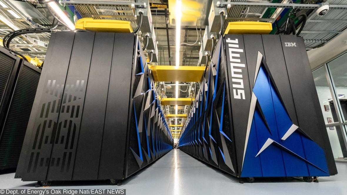 Najszybszy superkomputer świata, amerykański Summit