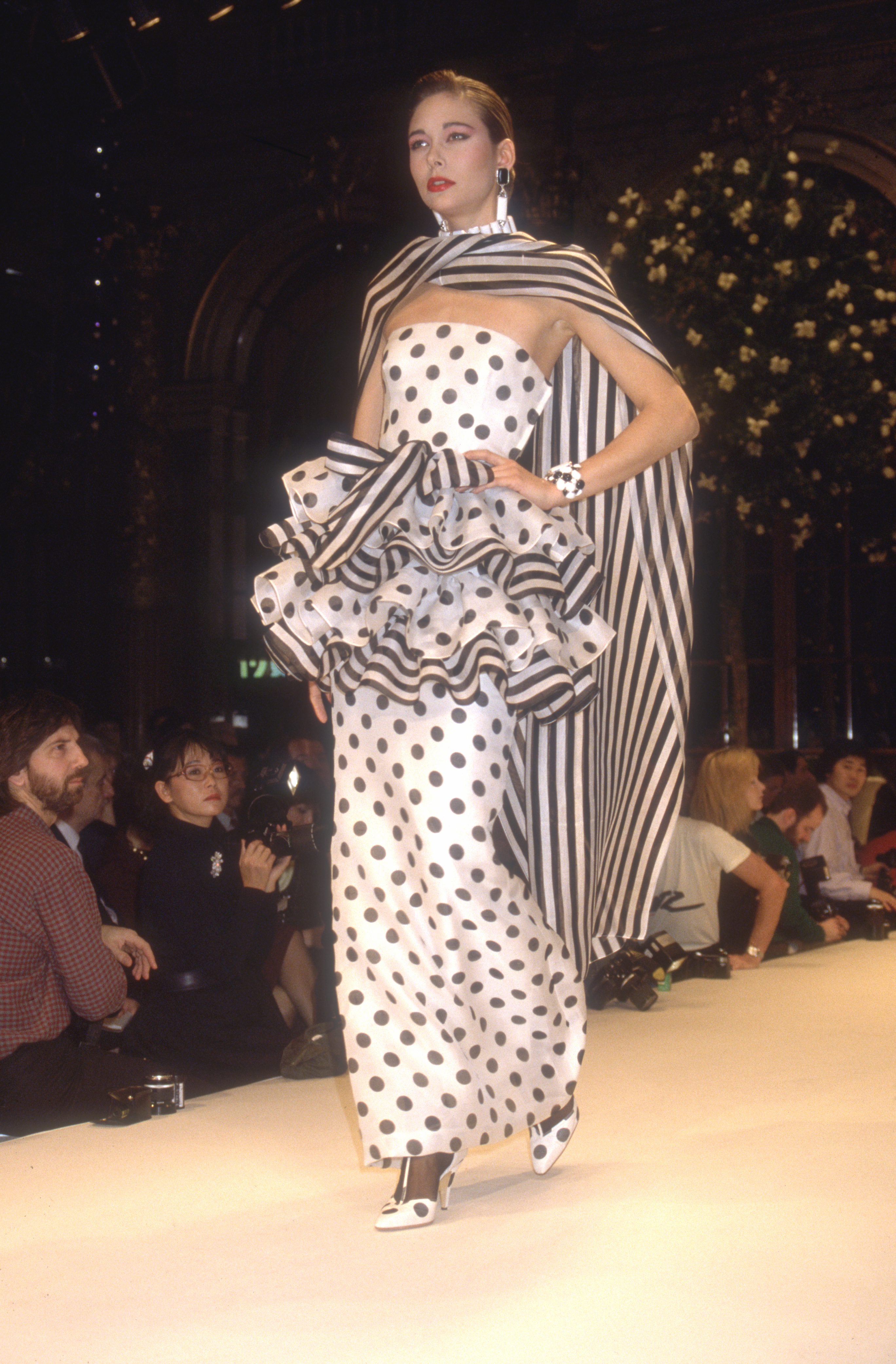 Givenchy Spring-Summer 1988 Fashion Show