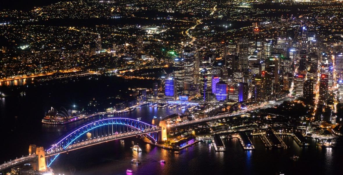 Sydney, Australia. Australijczycy zużywają najwięcej zasobów Ziemi w przeliczeniu na mieszkańca