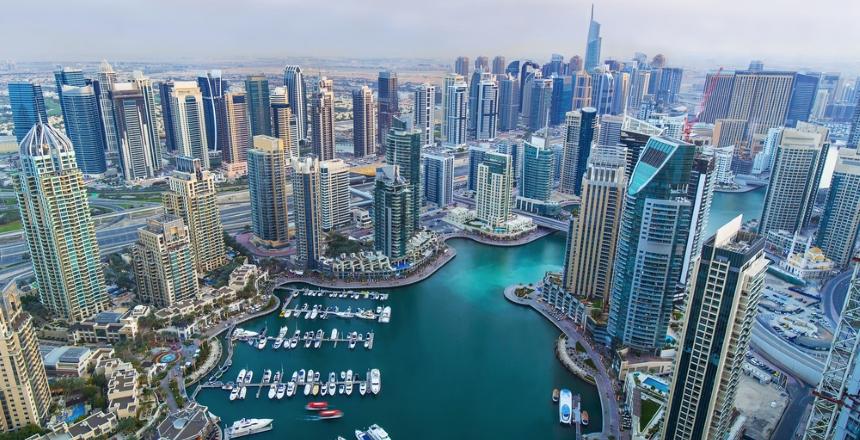 Na Bliskim Wschodzie wybierz Dubaj