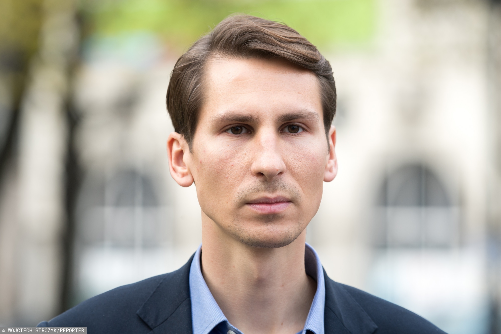 """Kacper Płażyński: Stanisław Piotrowicz nie jest """"wymarzony ..."""