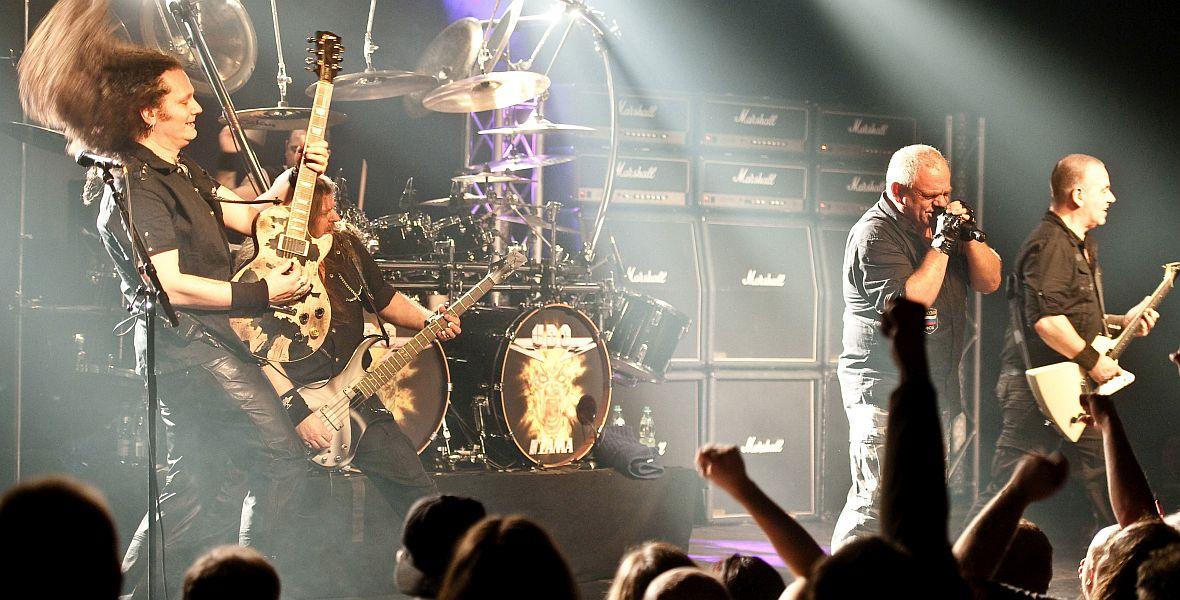 Klub Progresja. Koncert niemieckiego zespołu heavy metalowego U.D.O.