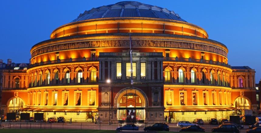 Albert Hall - muzyka w królewskim wydaniu