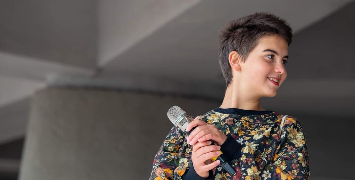 Małgorzata Czachowska, działaczka klimatyczna z Tychów