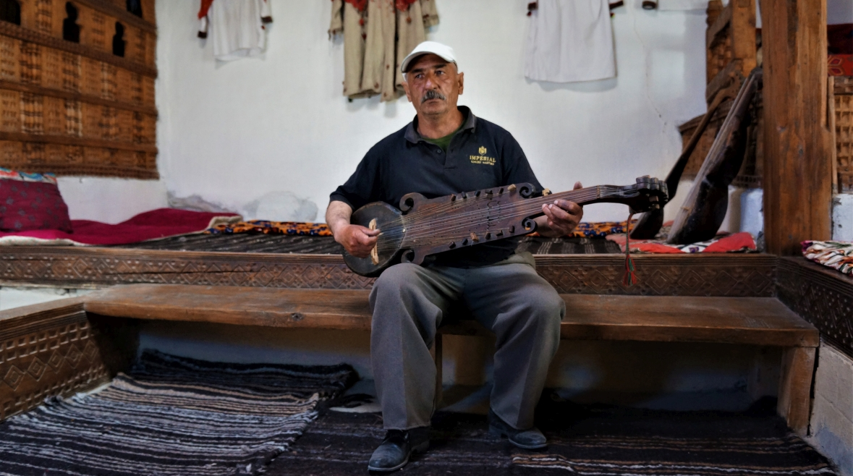 Instrumenty w Wachanie są silnie personifikowane, stają się nośnikami melodii o wręcz magicznej mocy