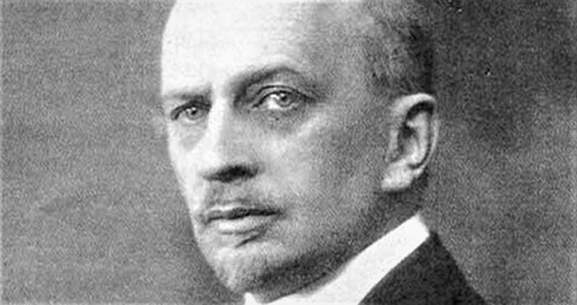 Rosyjski filozof Iwan Ilijin