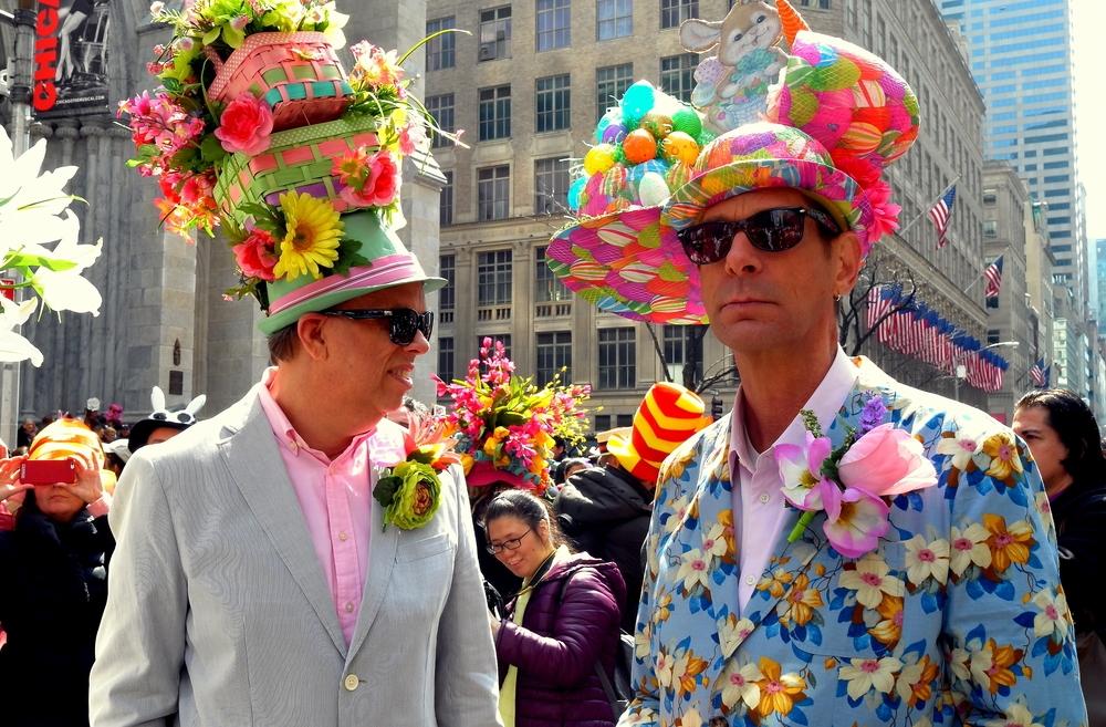Stany Zjednoczone: konkurs na wielkanocny kapelusz