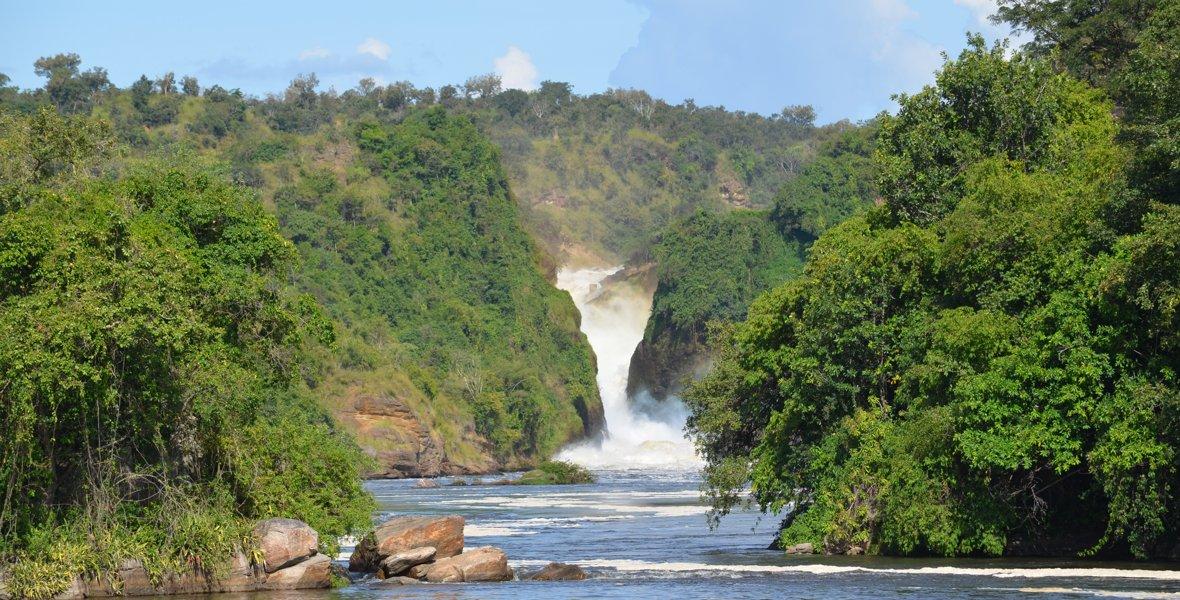Joseph Kony doznał objawienia przy Wodospadzie Marchisona