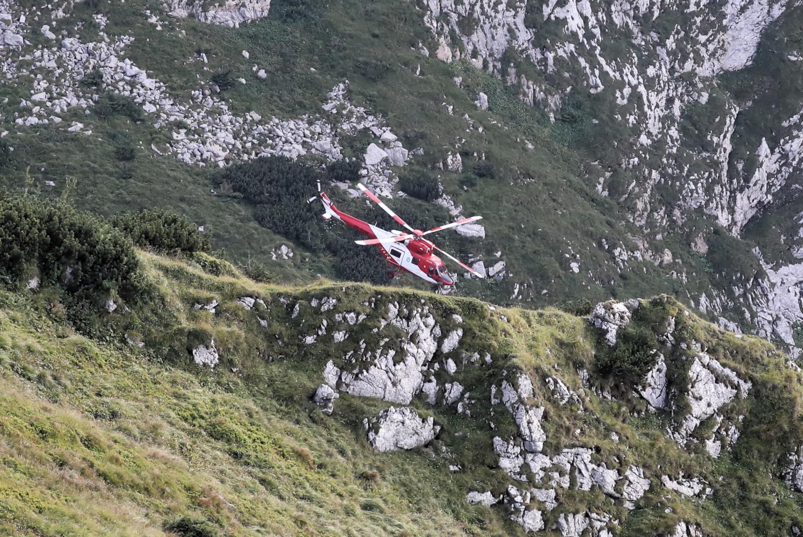 Jaskinia Wielka Śnieżna. Czwarty dzień poszukiwań uwięzionych grotołazów. Dramatyczna walka z czasem
