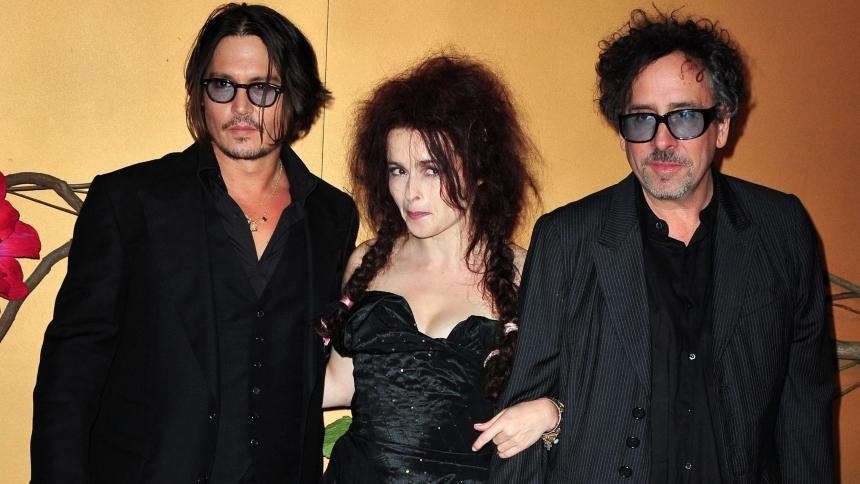 Tim Burton i Johny Depp
