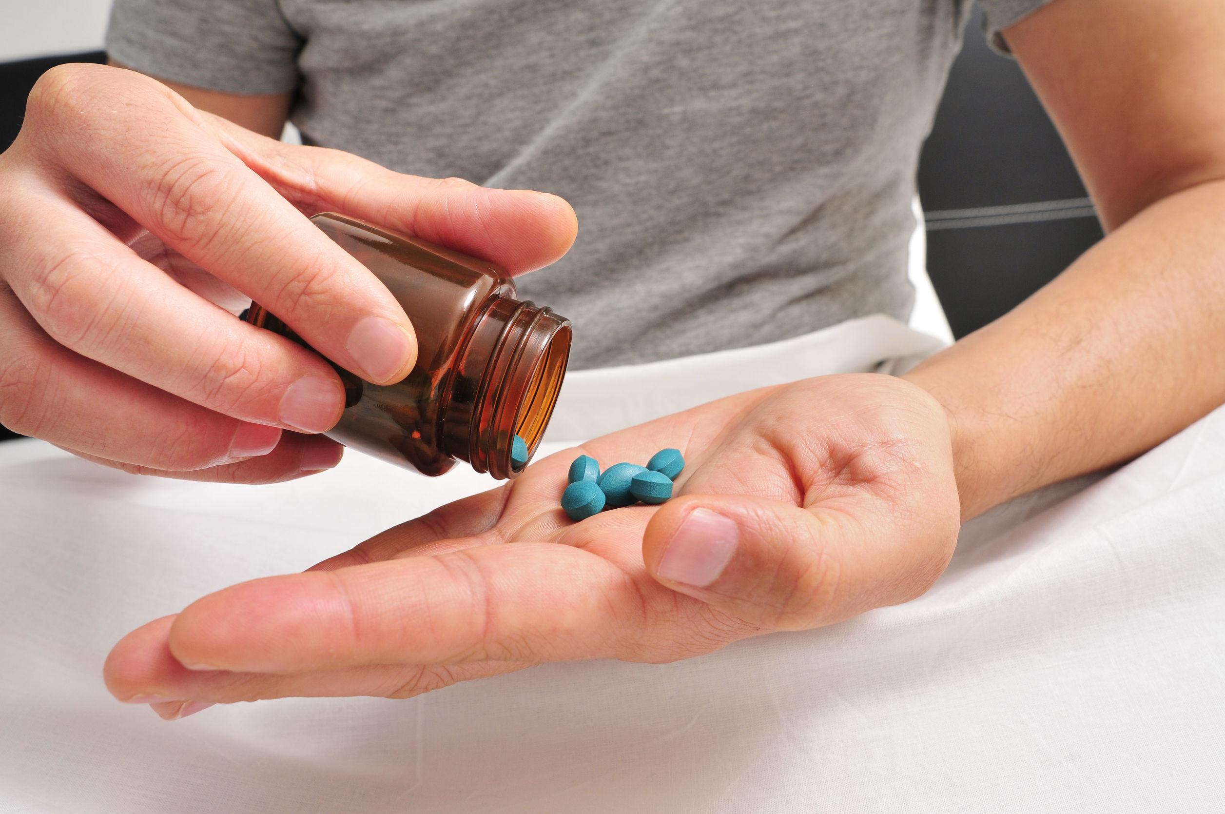 Папаверин для потенции - Лечение потнеции