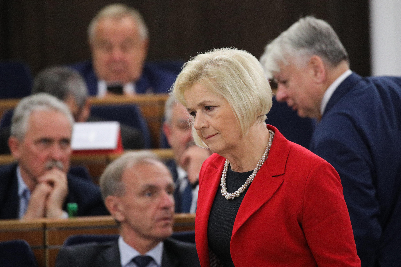 Tomasz Grodzki marszałkiem Senatu. Lidia Staroń mówi money.pl, dlaczego go nie poparła - Money.pl