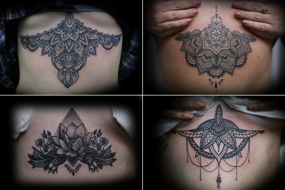 Tatuaże Damskie Na żebrach Wp Kobieta