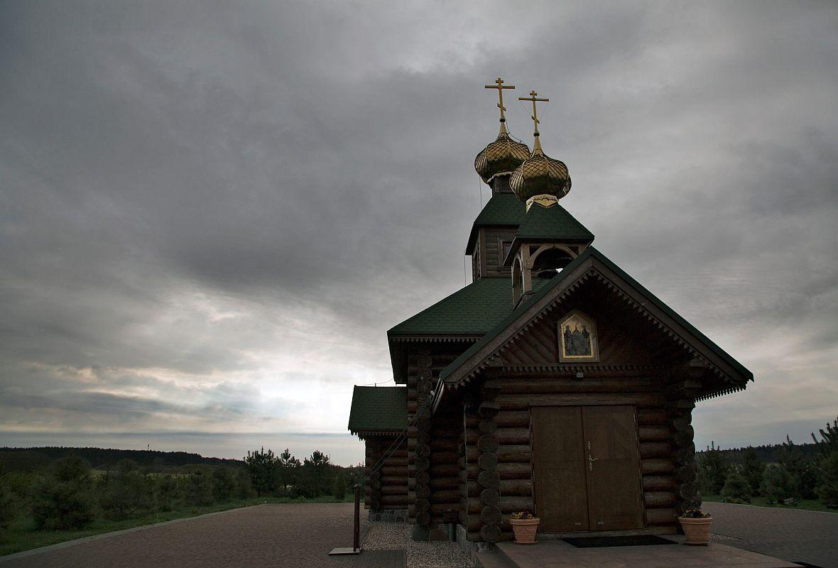 Cerkiew w Odrynkach
