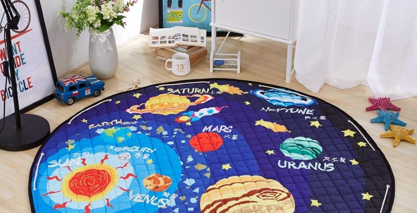Kreatywna podłoga