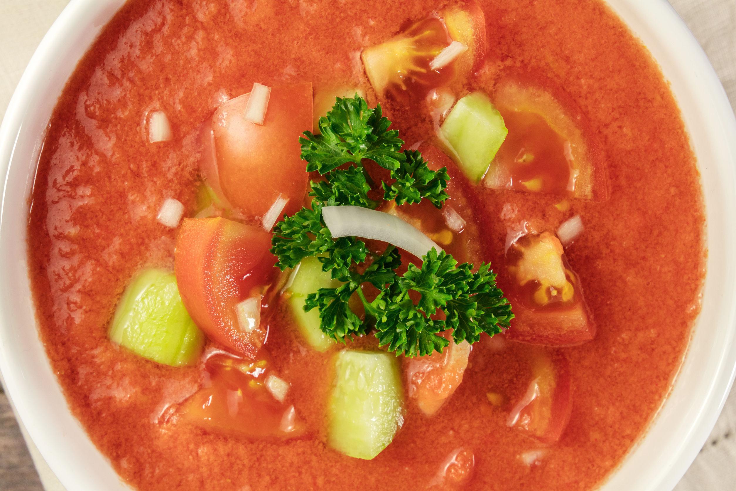Widoczna na zdjęciu zupa to: