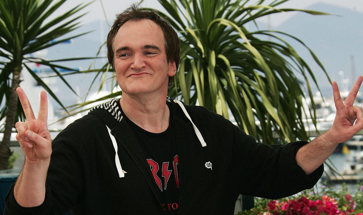 """Quentin Tarantino dekadę temu przyjechał do Cannes ze swoim """"Death Proof"""""""