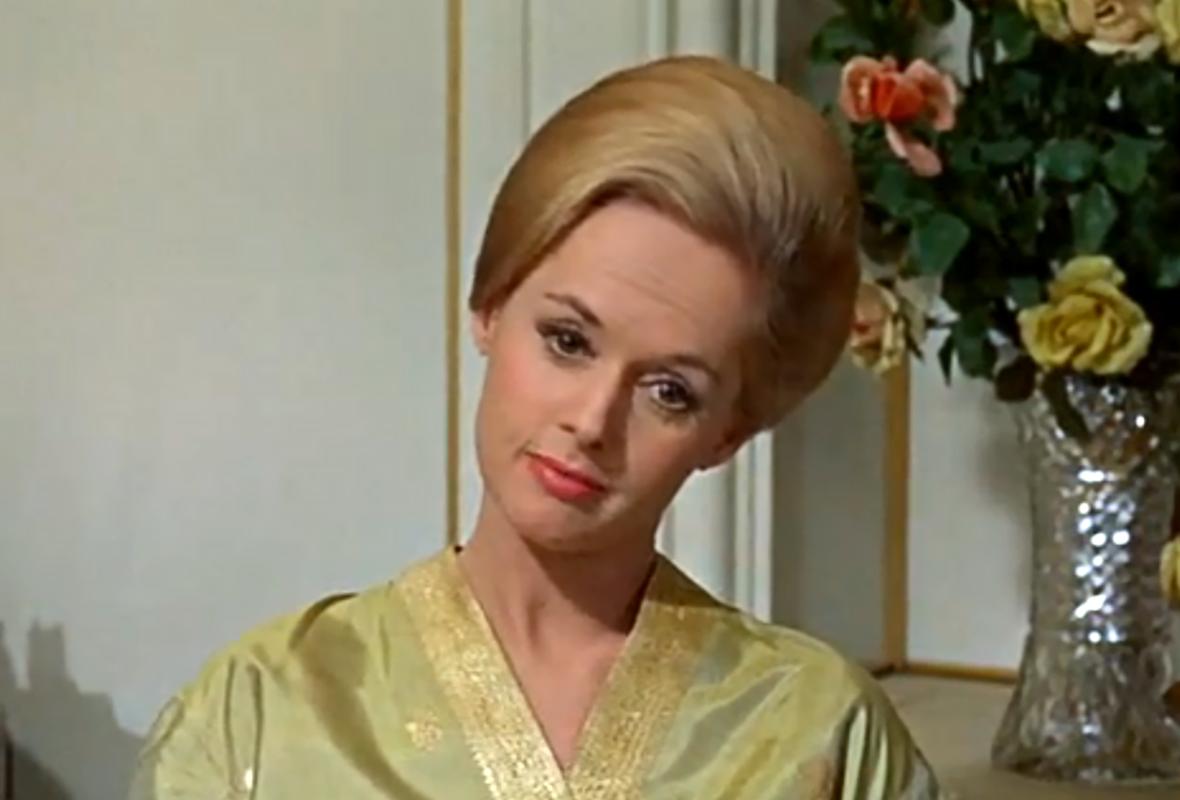 """""""To było seksualne, perwersyjne"""" - pisze Tippi Herden."""