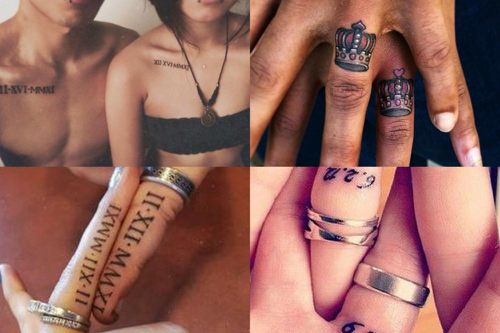 Tatuaże Dla Par Matching Tattoos I Nie Tylko Wp Kobieta