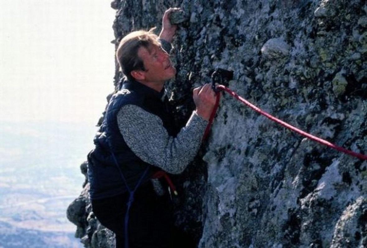 Zdjęcia do dwudziestej części przygód Jamesa Bonda kręcone były w Meteorach