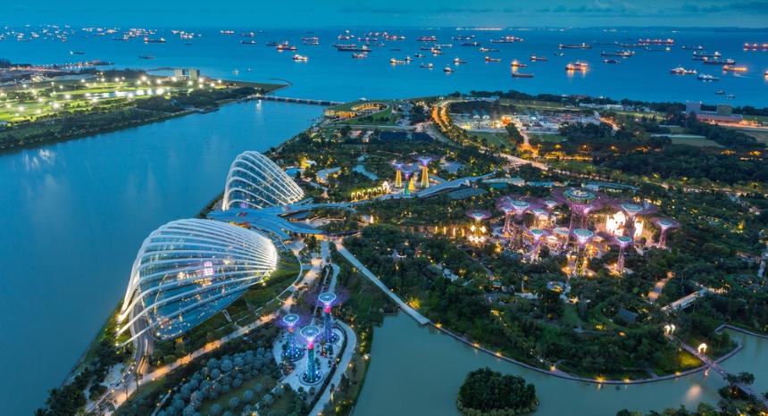 Singapur – mandaty nauczą cię ekologii