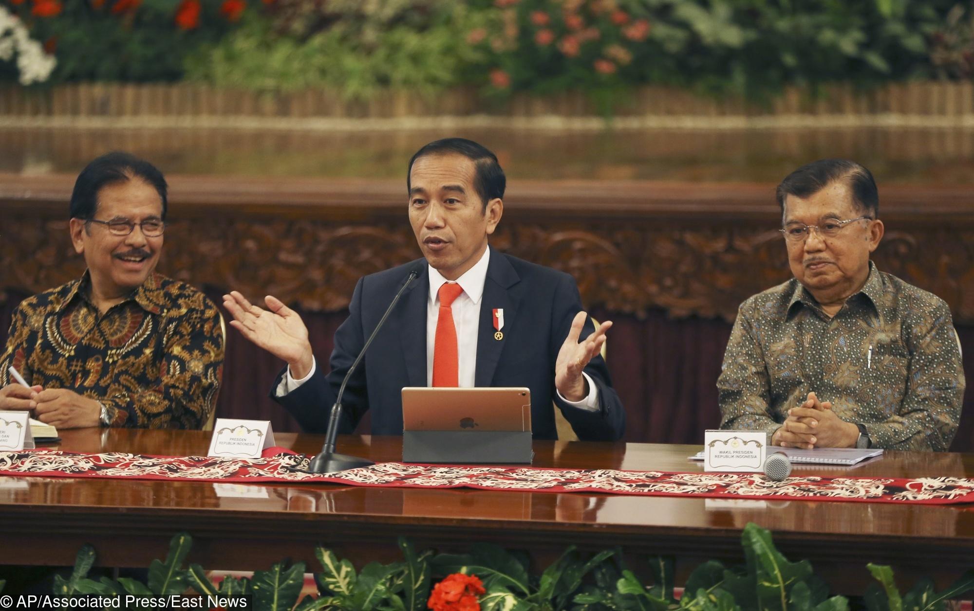 Dżakarta tonie. Prezydent zapowiedział przeniesienie stolicy