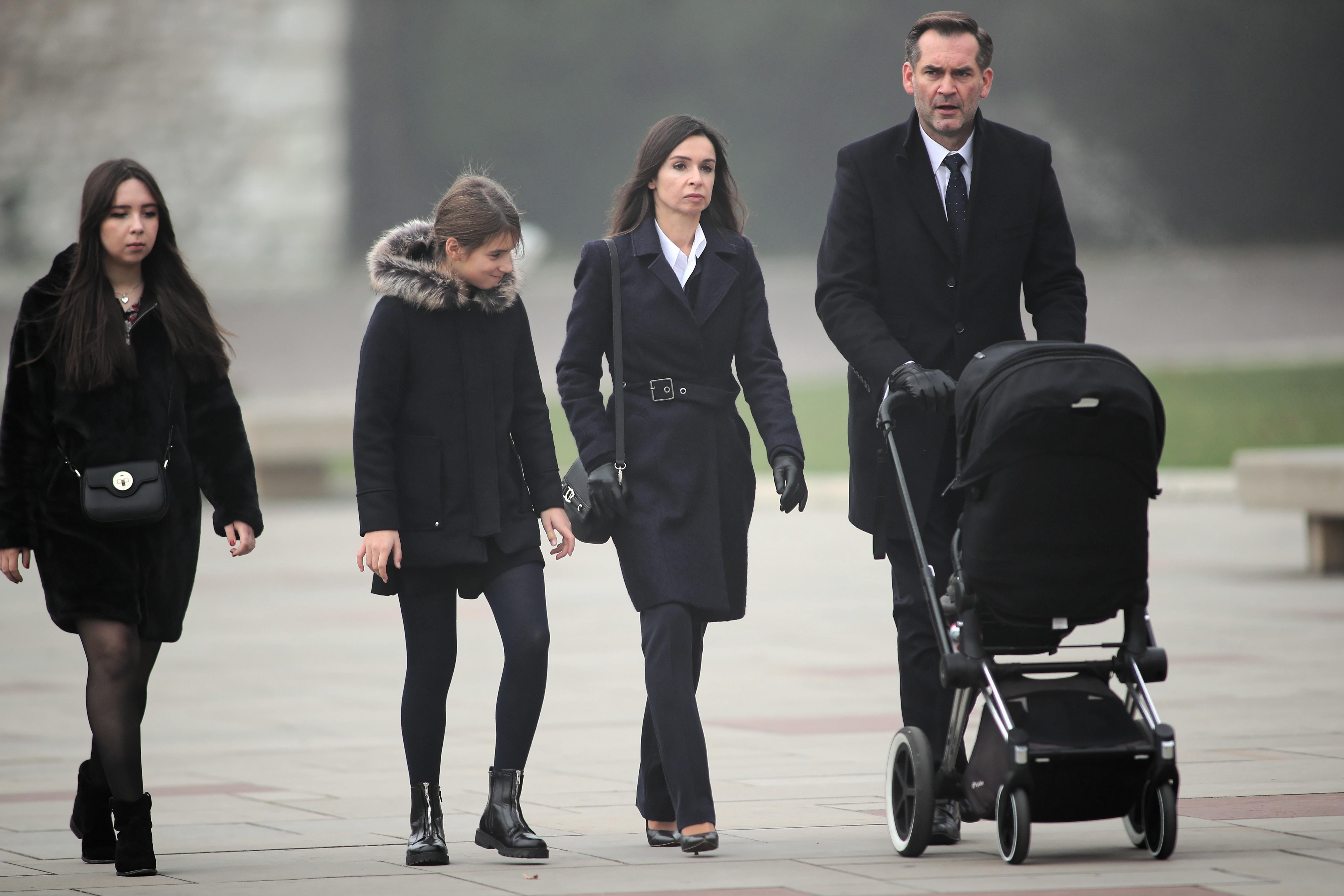 1 listopada. Marta Kaczyńska z rodziną na Wawelu WP Kobieta