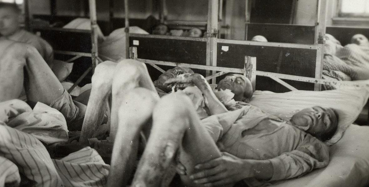 Więźniowie, na których przeprowadzano pseudomedyczne doświadczenia z sepsą i ropowicą