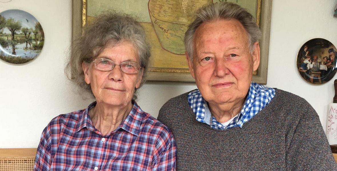 Rodzina Lewandowskich. Dawni sąsiedzi Volkmanna.
