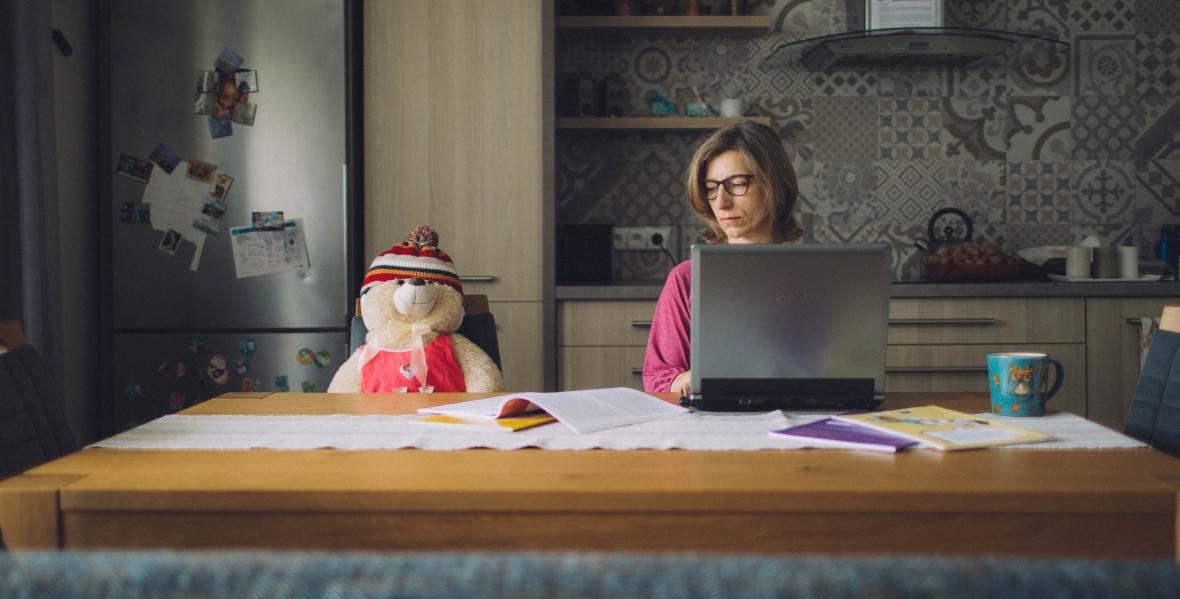 Marlena pracę w Centralnym Biurze Śledczym zamieniła na świat matek i macierzyństwa