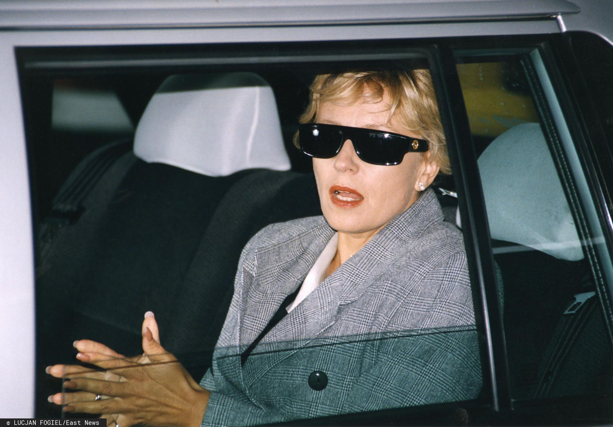 Krystyna Janda - 2000 r.